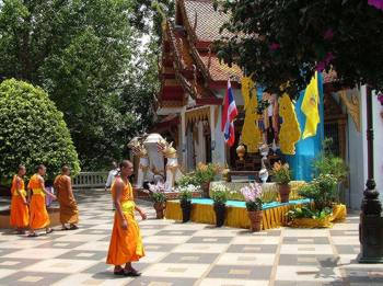 Ват Пра-Тхатдойсутхеп (Wat Phra That Doi Suthep) - Чанг Май