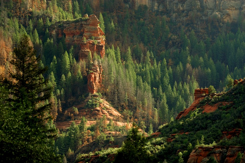 Sedona Arizona wilderness
