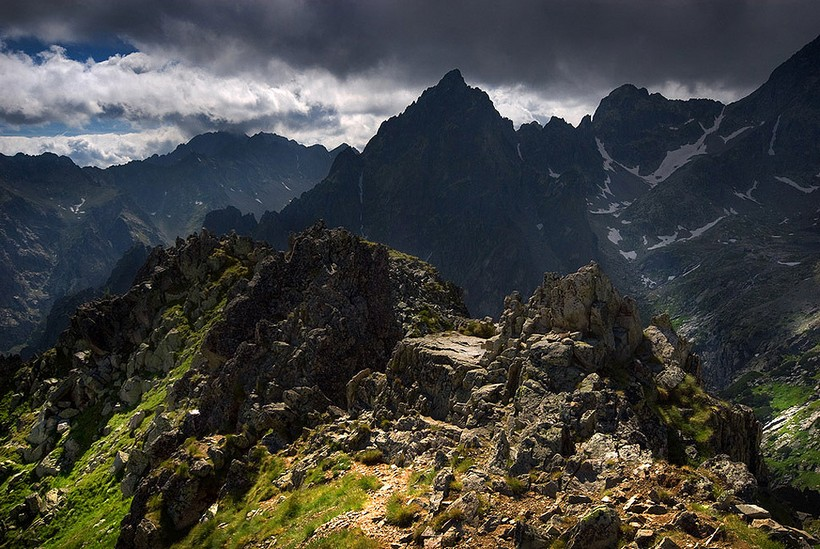 the Tallest Mountains in Poland 2 Фотопрогулка по самым высоким горам Польши