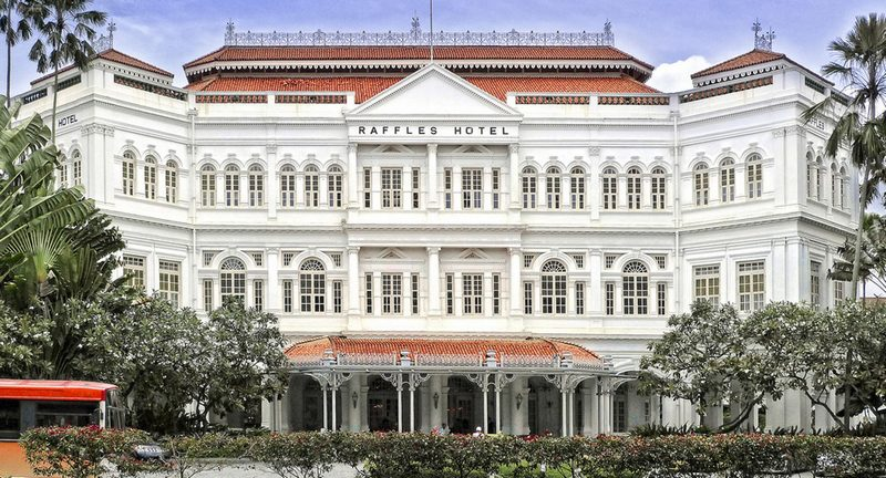 Сеть отелей Raffles Hotels & Resorts