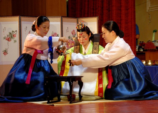 food ceremonies in traditions around the world