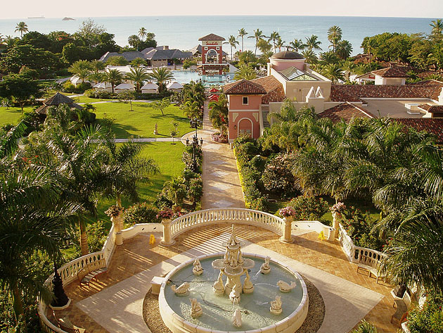 Sandals Grande Antigua & Spa