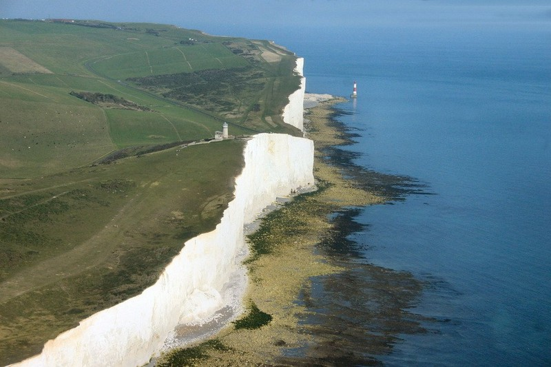 Beachy Head - скала самоубийц