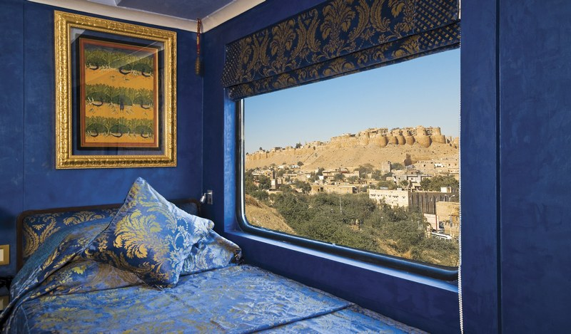 Индия. Royal Rajasthan on Wheels